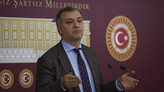 HDP'li vekile 2 yıl 6 ay hapis cezası
