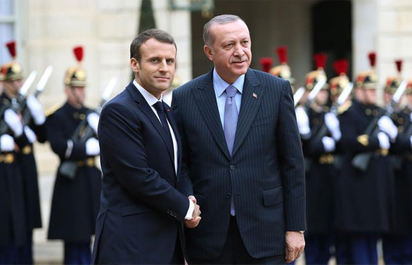 Cumhurbaşkanı Erdoğan, hafta sonu Fransa'da olacak