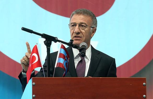 Trabzonspor kongresinde yönetim ibra edildi