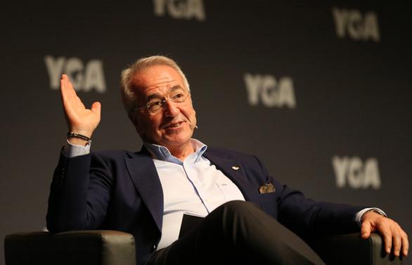 TÜSİAD Başkanı Bilecik: Ham maddelerden biri 'vicdan'