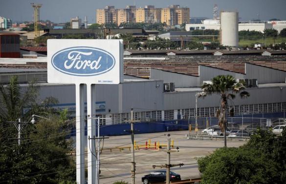 Ford, Fransa fabrikasını kapatıyor