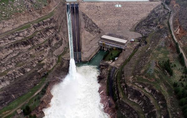 Bakan Kurum: Kopan baraj kapağıyla ilgili tedbirler alındı