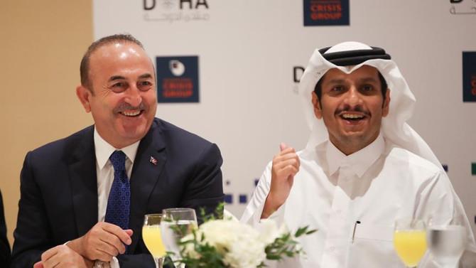 Doha'da diplomasi trafiği