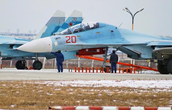 Rusya, Kırım yarımadasına savaş uçağı konuşlandırıyor