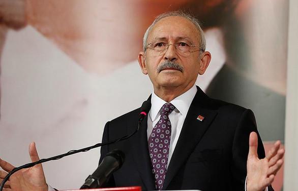 Kılıçdaroğlu'dan işçilere örgütlenin çağrısı