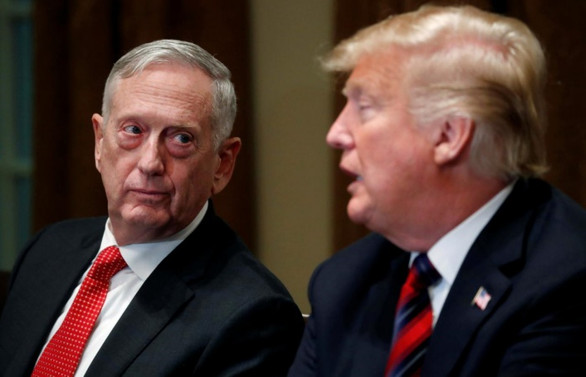ABD Savunma Bakanı emekli oluyor