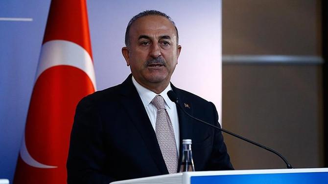 Çavuşoğlu'dan Fırat'ın doğusuna operasyon mesajı