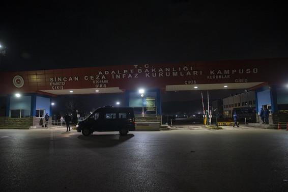 Sincan Çocuk Cezaevi'nde çıkan olayda 21 kişi yaralandı