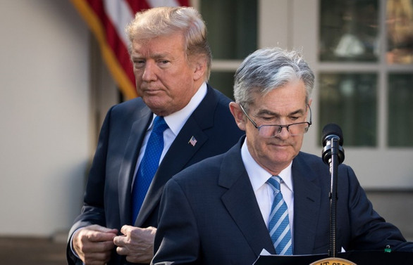 Powell görevden alınabilir mi?