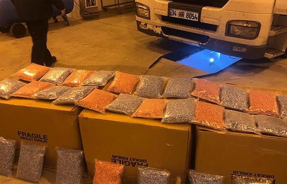 Türk polisinden yurt dışında uyuşturucu operasyonu