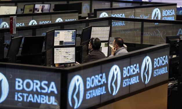 Borsa satıcılı, dolar/TL sert yükselişin ardından gevşedi