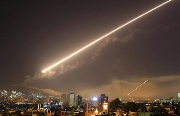 İsrail, Suriye'de hava saldırısı düzenledi
