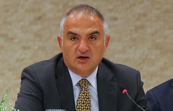 Turizm Bakanı Ersoy: Bakanlığın tanıtım bütçesi fona devredilecek