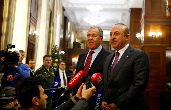 Çavuşoğlu: Suriye'nin toprak bütünlüğünü savunuyoruz