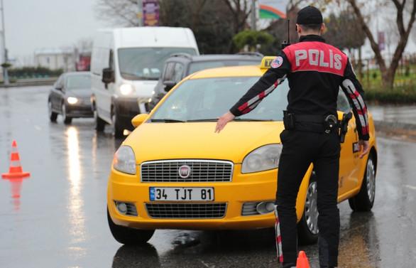 İstanbul'da bazı yollar yılbaşında trafiğe kapalı olacak