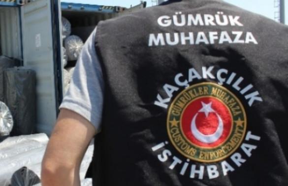 İstanbul'da 4 ayrı kargoda 48 adet tabanca ele geçirildi