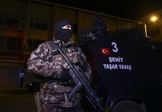 Yılbaşı öncesi DEAŞ operasyonu: 30 gözaltı