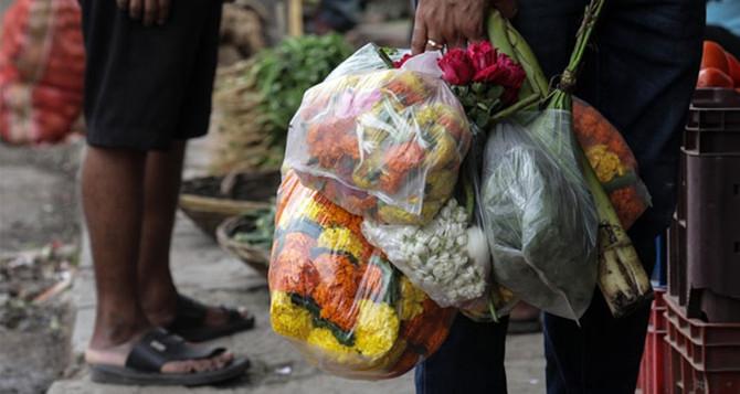 Güney Kore'de plastik poşet kullanımı yasaklandı