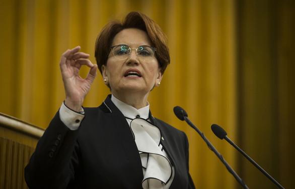 Akşener, İYİ Parti'nin 5 il başkan adayını açıkladı