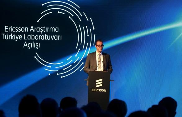 Ericsson, Türkiye'de araştırma laboratuvarı kurdu