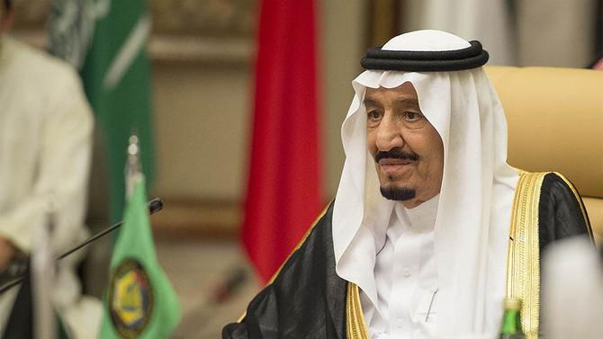 Suudi Arabistan Kralı'ndan Katar Emiri'ne KİK Zirvesi daveti
