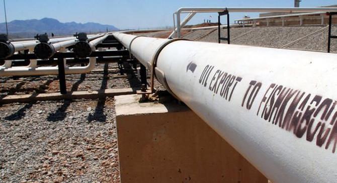 261 bin varil Irak petrolü Ceyhan'dan ihraç edildi