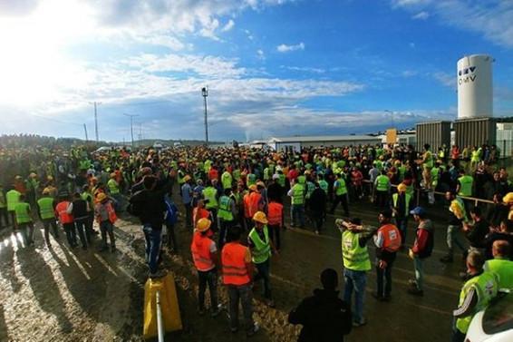İstanbul Havalimanı işçileri için tahliye kararı
