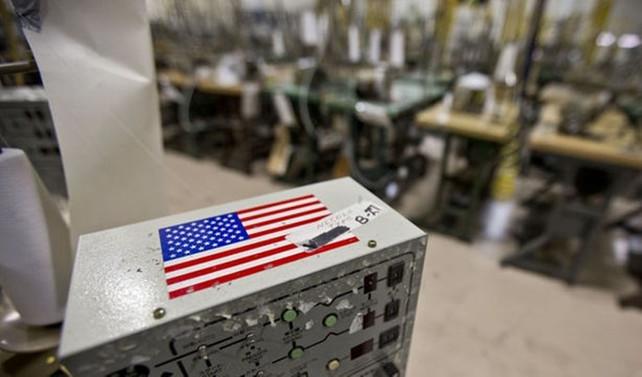 ABD'de imalat dışı ISM 13 yılın en iyi ikinci performansını kaydetti