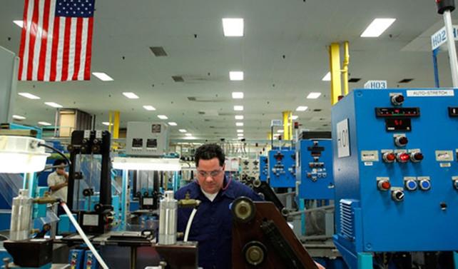ABD'de fabrika siparişleri 15 ayın en büyük düşüşünü kaydetti
