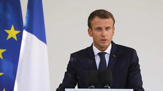 Macron'a halk desteği en düşük seviyesinde