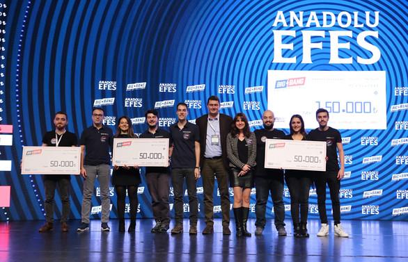 Anadolu Efes'ten yenilikçi fikirlere destek