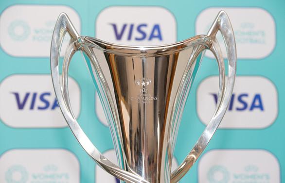 Visa UEFA Kadınlar Futbolu ana sponsoru oldu