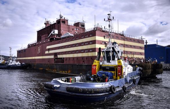 Akkuyu'yu inşa eden şirket dünyanın ilk yüzer nükleer santralini açtı