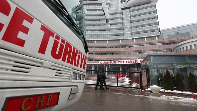 CHP'li milletvekillerinden tüzük değişikliği teklifi