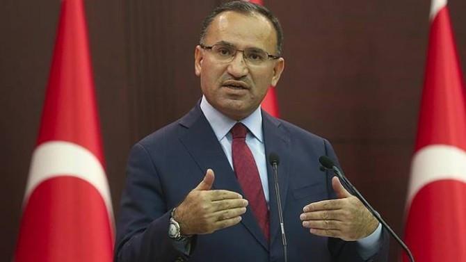 Bozdağ: Türkiye'nin kaygılarını anlamaya çalışsınlar