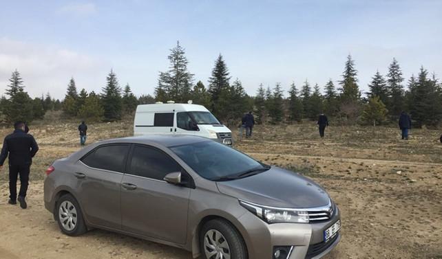Çukurambar'daki patlamanın şüphelileri Aksaray'da yakalandı