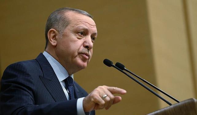 Erdoğan: Birileri ısrarla bu ülkenin tarihini 1923'ten başlatıyor