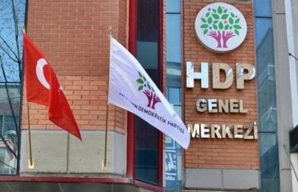 HDP yeni Eş Genel Başkanlarını seçiyor