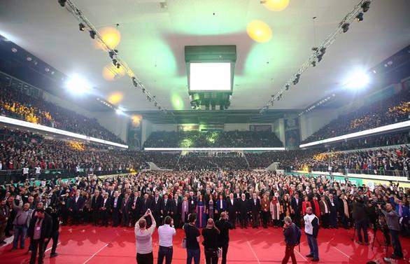 HDP, 3. Olağan Kongresi'ni yaptı