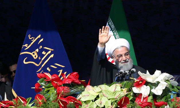 İran'da İslam Devrimi'nin 39. yıl dönümü