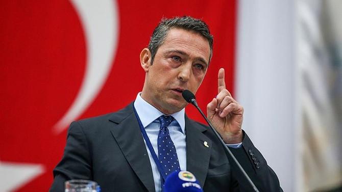 Ali Koç: Fenerbahçeli değişim istiyor, ümidi de bende görüyor