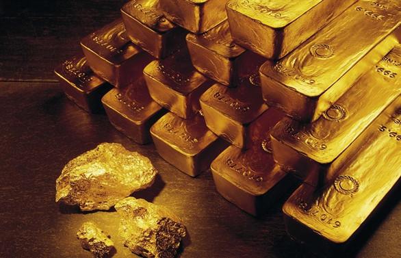 Bankalardaki altın hesapları rekor seviyede