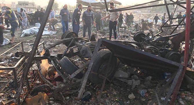 Irak'ta DEAŞ'la savaşın maliyeti 88 milyar dolar