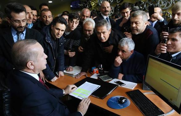 Erdoğan: Afrin dediğimiz an bu millet hazır