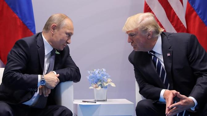 Trump'tan Putin'e taziye telefonu