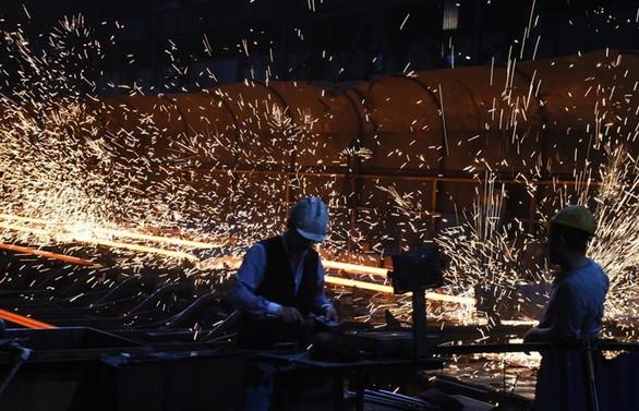 Sanayicinin cirosu aralıkta yüzde 27 arttı