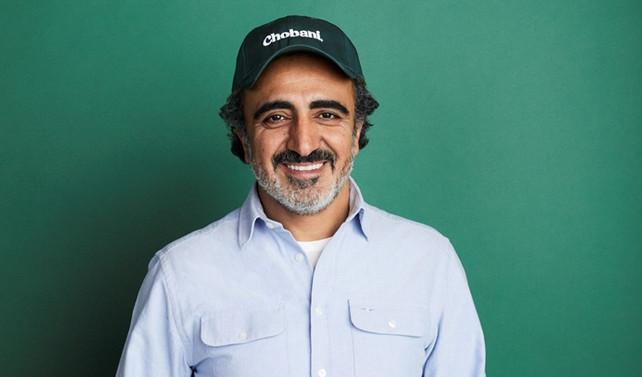 Başarılı girişimci Ulukaya'nın Chobani'si 10 yaşında