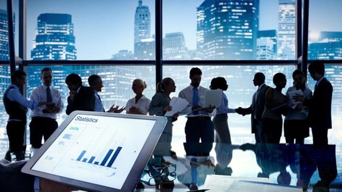 6 ayda 3 bin 213 yabancı şirket faaliyete geçti