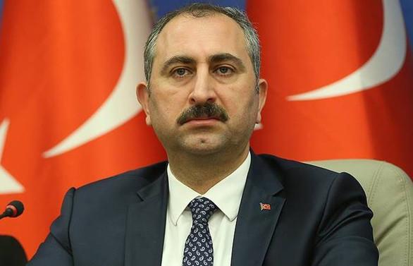 Adalet Bakanı'ndan şehidin ikramiyesine haciz açıklaması