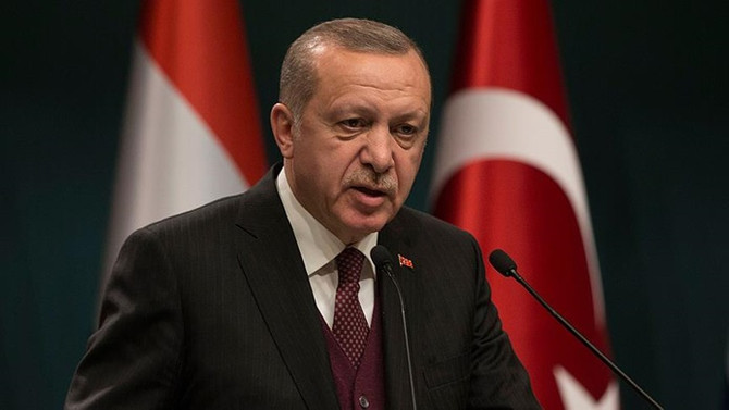 Erdoğan: FETÖ varlık gösterdiği tüm ülkeler için büyük bir tehdittir